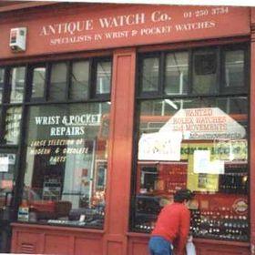 Antique Watch Co UK
