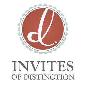 Invites of Distinction