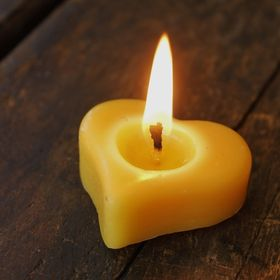 Rocky Mountain Beeswax Candles