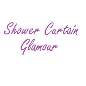 Shower Curtain Glamour