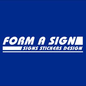 Form A Sign Pty Ltd