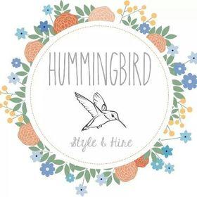 Hummingbird Style & Hire