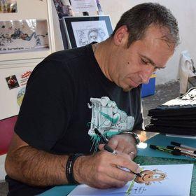 Kayou (Pascal Stein)-Dessinateur Humoristique