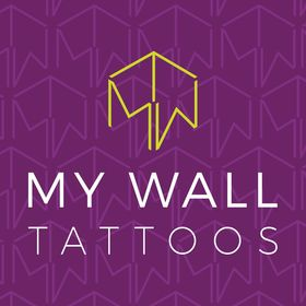 My wall tattoos
