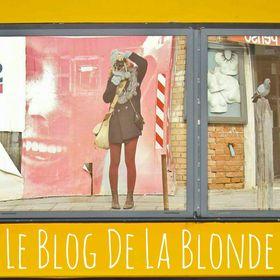 Le Blog De La Blonde
