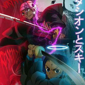 Anime kid✨