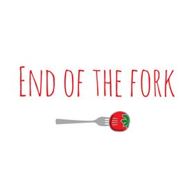 End of the fork