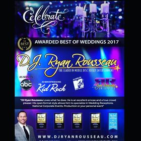 DJ Ryan Rousseau