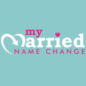 My Married Name Change