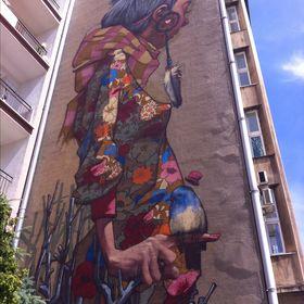 The Street Art Traveller