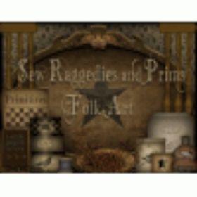Sew Raggedies and Prims Folk Art