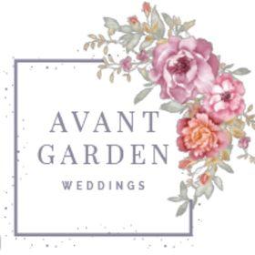 Avant Garden Weddings