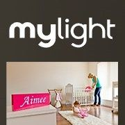 www.mylight.com.au Mylight for Personalised lights