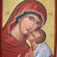 αγιογραφία βυζαντινή