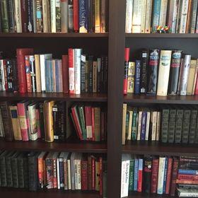 Leslie's Bookcase   Literary Website