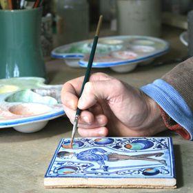 Art on Tiles Inspirations