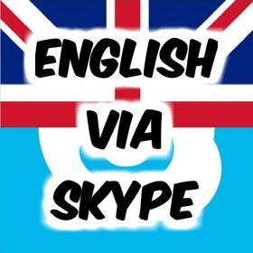 Angličtina Skype