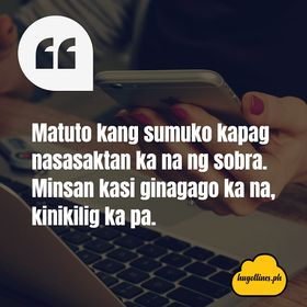 Hugot Lines Dot Ph