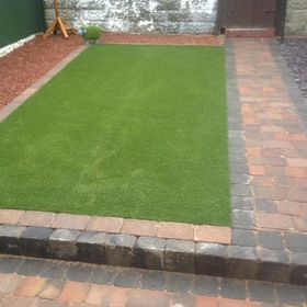 Park Driveways and Paving