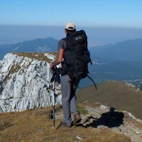 Hiking Transylvania