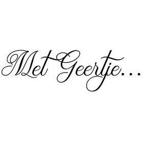 Met Geertje...