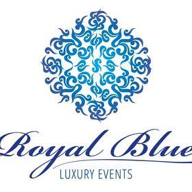 Royal Blue Luxury Events - Weddings in Greece