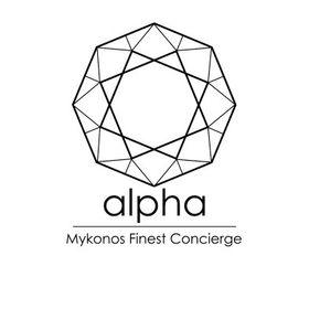 alpha mykonos