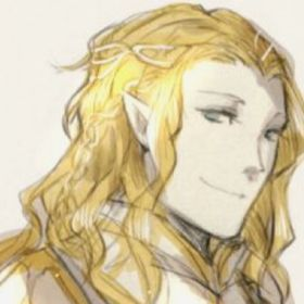 Lord Glorfindel Of The House Of The Golden Flower