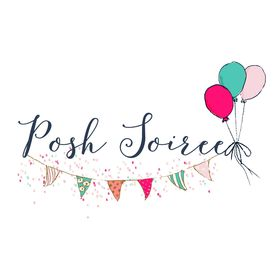 Posh Soiree - Custom Party Decor