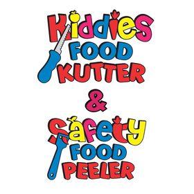 Kiddies Food Kutter & Safety Food Peeler