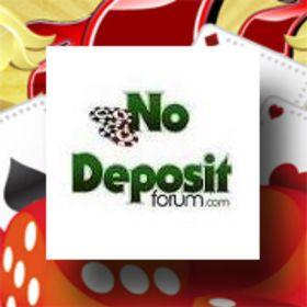 No Deposit Forum