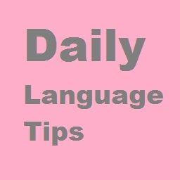 DailyLanguageTips