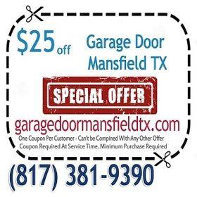 Garage Door Mansfield TX