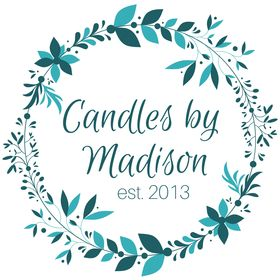 Candles by Madison | Handmade Soy Candles & Wax Melts