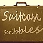 Suitcase Scribbles