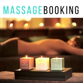 The Massage Booking