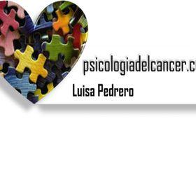 Psicooncología Luisa Pedrero