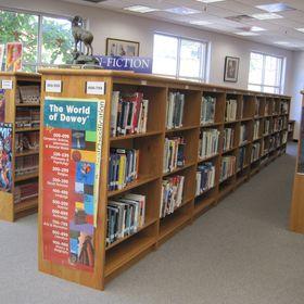 Strasburg High School Library