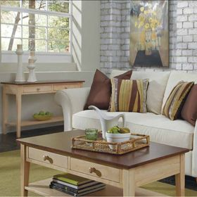 Gentil #1 Unfinished Furniture