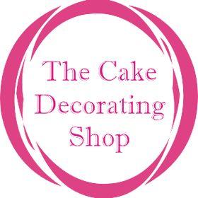 The Cake Decorating Shop