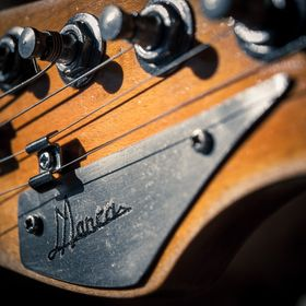 Manca Guitars