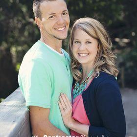 Amanda and Spencer Jones