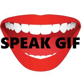 speak gif