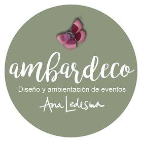 ambardeco Ana Ledesma