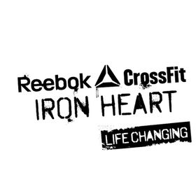 reebok crossfit iron heart