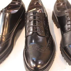 Talking Men's Shoes