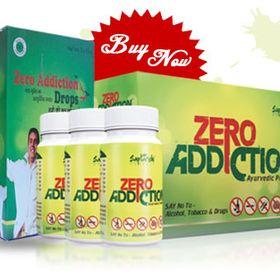 Zero Addiction Powder