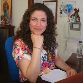 Maria Anagnostarou