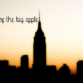 a taste of the big apple