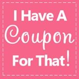 I Have A Coupon For That